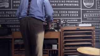 Onlineprinters / Letterpress Tones