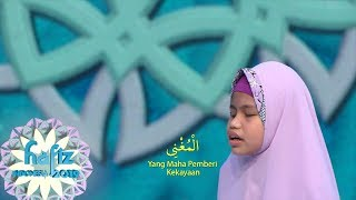 Video HAFIZ INDONESIA 2019   Lantunan Asmaul Husna Yang Indah Dari Kayla   [23 Mei 2019] MP3, 3GP, MP4, WEBM, AVI, FLV September 2019