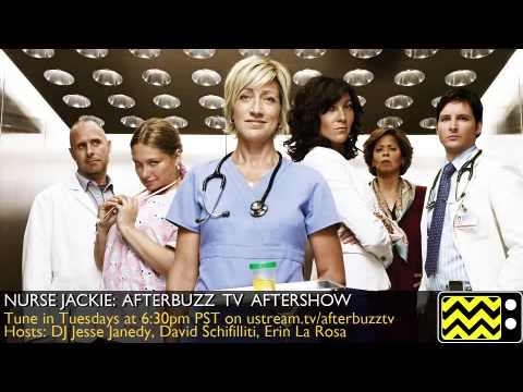 "Nurse Jackie After Show   Season 3 Episode 8  "" The Astonishing ""  | AfterBuzz TV"