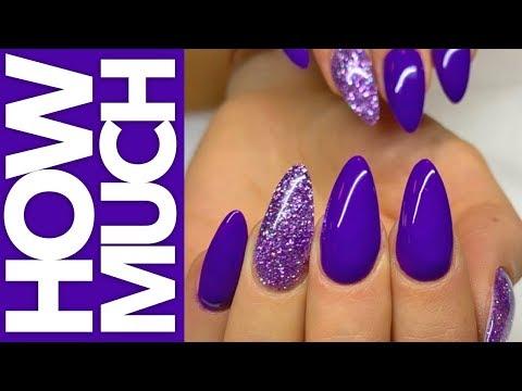 How Much - Speed Gel Polish Glitter Press - Gel Nails