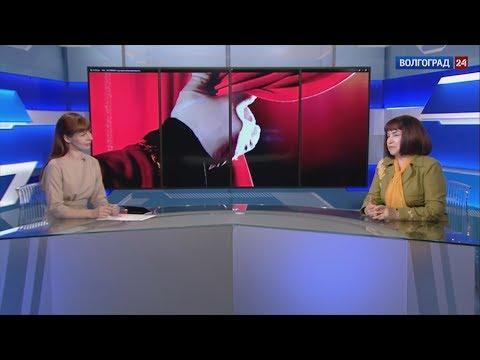 Зинаида Гурова, художественный руководитель Волгоградского Театра одного актера, заслуженный артист России