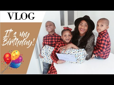 Celebrating Another Year & The Lessons Learned | Birthday Vlog