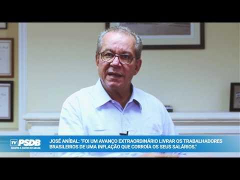 """Senador José Aníbal diz que Dilma estava """"brincando de inflação"""""""