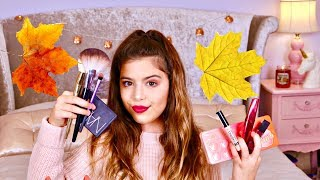 SOPHIA GRACE - AUTUMN/FALL MAKEUP INSPIRED LOOK!