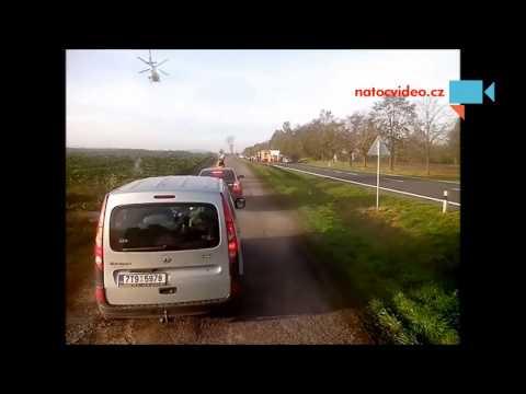 Masakr na silnici č.58 1třídy u obce Petřvald