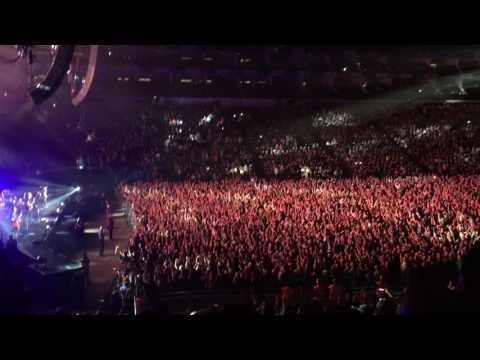 Nickelback - Too Bad, live @O2 Arena