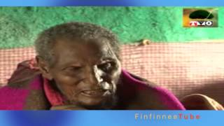 The Oldest Living Person From Horn Of Africa (Oromiyaa)