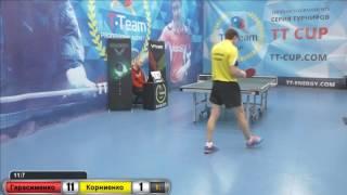 Герасименко А. vs Корниенко Г.