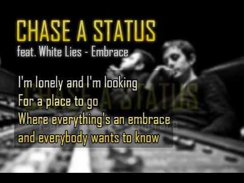 Tekst piosenki Chase & Status - Embrace po polsku
