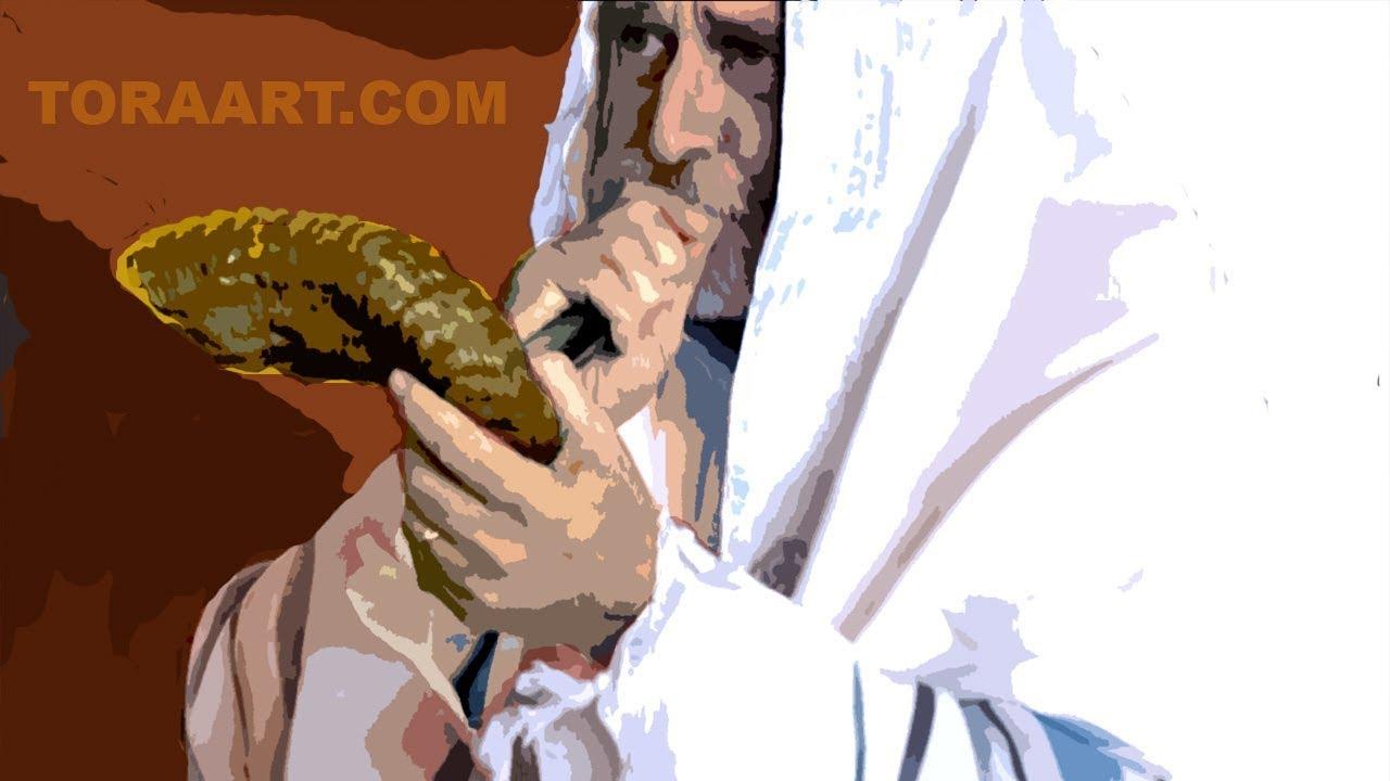 Рош аШана. Трубление ШОФАРА и Благословение Аарона | Eitan Shishkoff