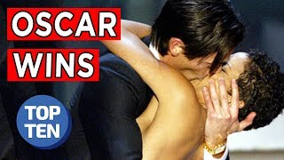 Video Top 10 Most Epic Oscar Wins of All Time MP3, 3GP, MP4, WEBM, AVI, FLV Agustus 2019