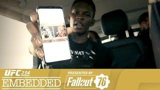 UFC 234 Embedded: Vlog Series - Episode 2