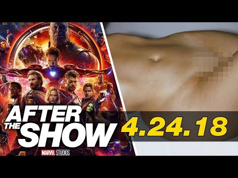 Big Boy Goes to Avengers' Red Carpet, Kim K. Bares Skin & J. Cole & Kevin Hart Come Together