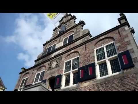 Old Dutch town hall in De Rijp is still used for weddings Raadhuis De Rijp Noord-Holland