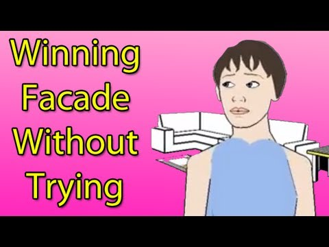 Facade L2P: I WIN THE GAME WITHOUT TRYING!