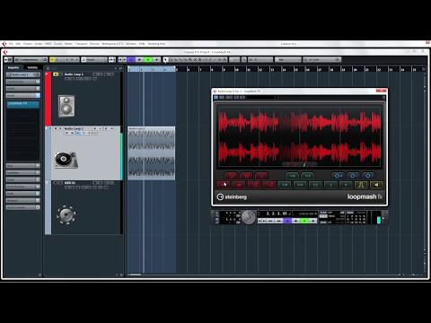 Cubase 8 Advanced Video Tutorials   06   LoopMash FX, REVelation, Magneto 2