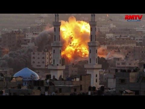 Israel Akan Hancurkan Masjid Palestina