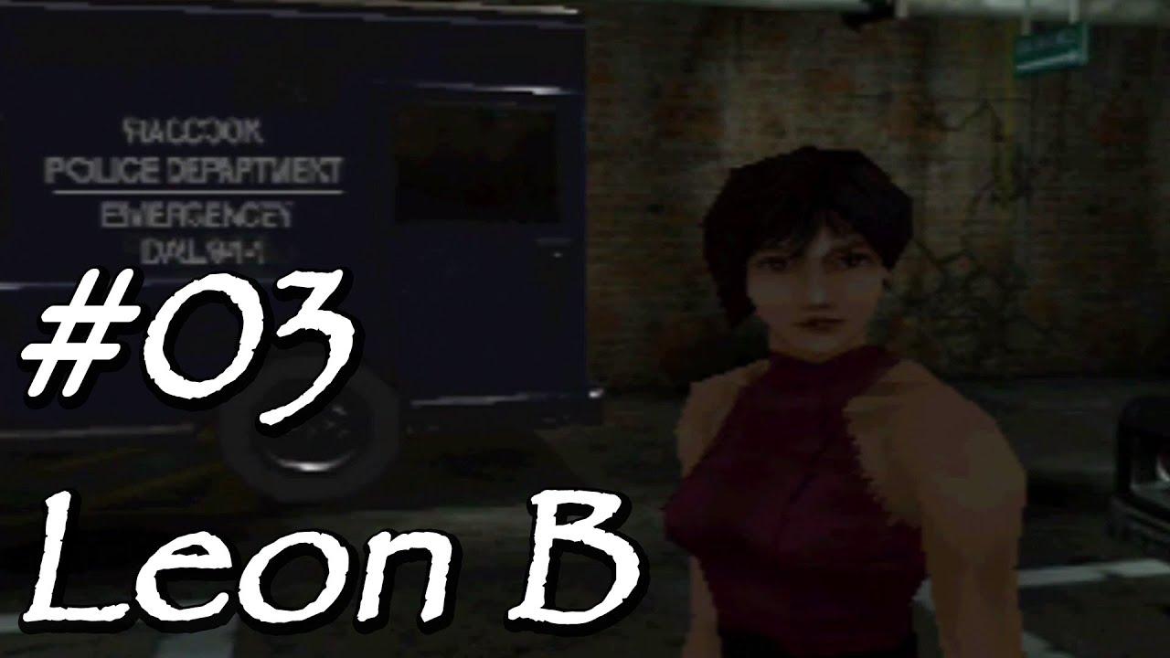 [Let's Play] Resident Evil 2 (Leon B) – 03 – Ada