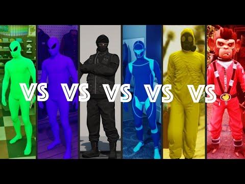 BEST Videos of *ALL* GTA 5 Gangs! *TIK TOK COMPILATION*