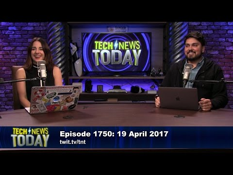 Tech News Today 1750: Geek Cred Credenza