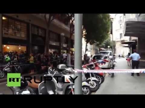 Xả súng tại Barcelona, 2 du khách bị thương nặng