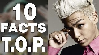 TOP 10 funny FACTS about TOP [BIG BANG] 1. Full name: Choi SeungHhyun 2. Age: 27 (November 4, 1987) 3. Height: 1.82m 4. Blood type: B 5. He's the eldest ...