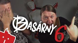 BASÁRNY #6: 6strunka, EHX, Beastie Boys, Cypress Hill, Daft Punk a... Jednou mi fotr povídá.