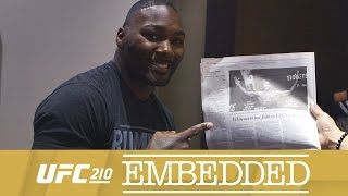 UFC EMBEDDED 210 Ep4