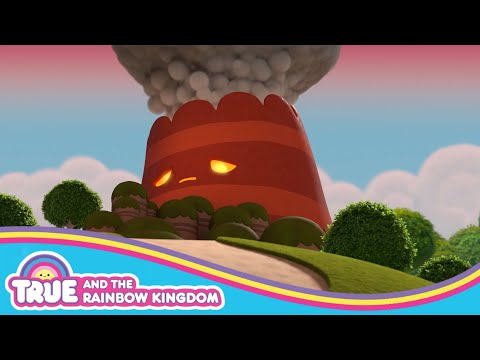 Mount Huffinpuff is Angry | True and the Rainbow Kingdom Season 3 Episode Clip