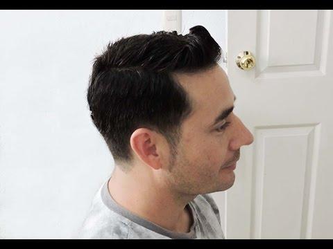 Corte de cabello hipster para hombre❤Hipster hair cut