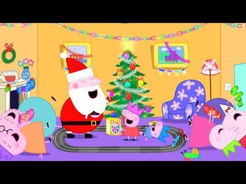 Video Peppa Pig Français   Compilation d'épisodes   45 Minutes - Noël 4K!   Dessin Animé Pour Enfant download in MP3, 3GP, MP4, WEBM, AVI, FLV January 2017