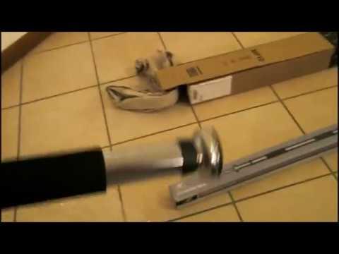 Recensione barra trazioni Rucanor Chinning Bar 75-120 cm