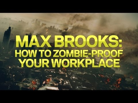 Max Brooks - The author of World War Z and The Zombie Survival Guide assesses IGN's London office to see how the team would fare in the zombie apocalypse. Both books out ...