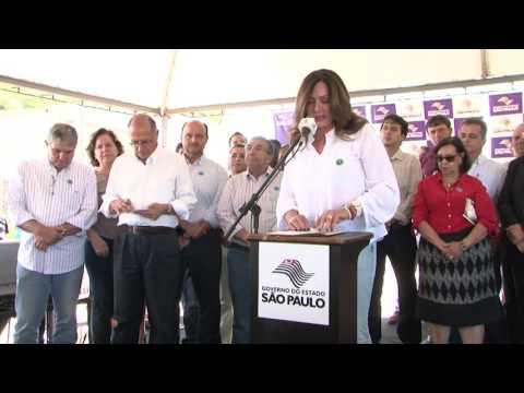Visita do Governador do Estado de São Paulo  Geraldo Alkimin a Pedrinhas Paulista