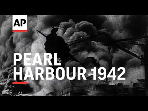 PEARL HARBOUR (MOVIETONE PICTURES) -