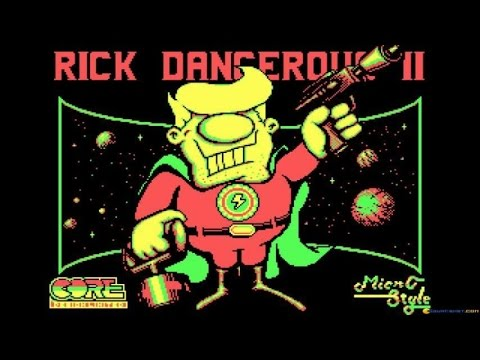 Rick Dangerous II PC