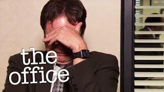 Michael Tricks People Into Coming To His Party  - The Office US