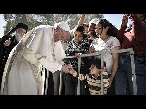 Λέσβος: Υψηλού συμβολισμού επίσκεψη των προκαθήμενων των χριστιανικών εκκλησιών