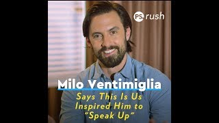 This Is Us star Milo Ventimiglia opens up about his most heartwarming run-ins with fans and how Jack has inspired him to be a better person. The hottest celebrity gossip, entertainment news, and pop culture video!  Our POPSUGAR hosts bring you the latest celebrity updates, exclusive celebrity interviews, fun TV recaps and movie reviews, and pop culture mashups.  We are huge fans of everyone from Beyonce and Angelina Jolie to Harry Styles and Jennifer Lawrence (and, of course, Ryan Gosling).Subscribe to POPSUGAR!http://www.youtube.com/subscription_center?add_user=popsugartv Check out the rest of the channel:https://www.youtube.com/user/PopSugarTV
