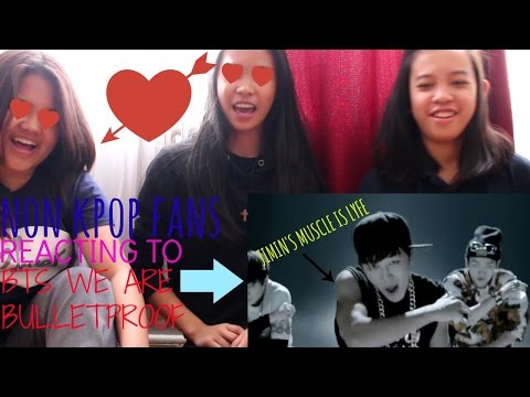 Video Non Kpop Fans Reacting to BTS We Are Bulletproof Pt.2 download in MP3, 3GP, MP4, WEBM, AVI, FLV January 2017