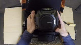 Дефлорация новой камеры Blackmagic URSA Mini 4.6K