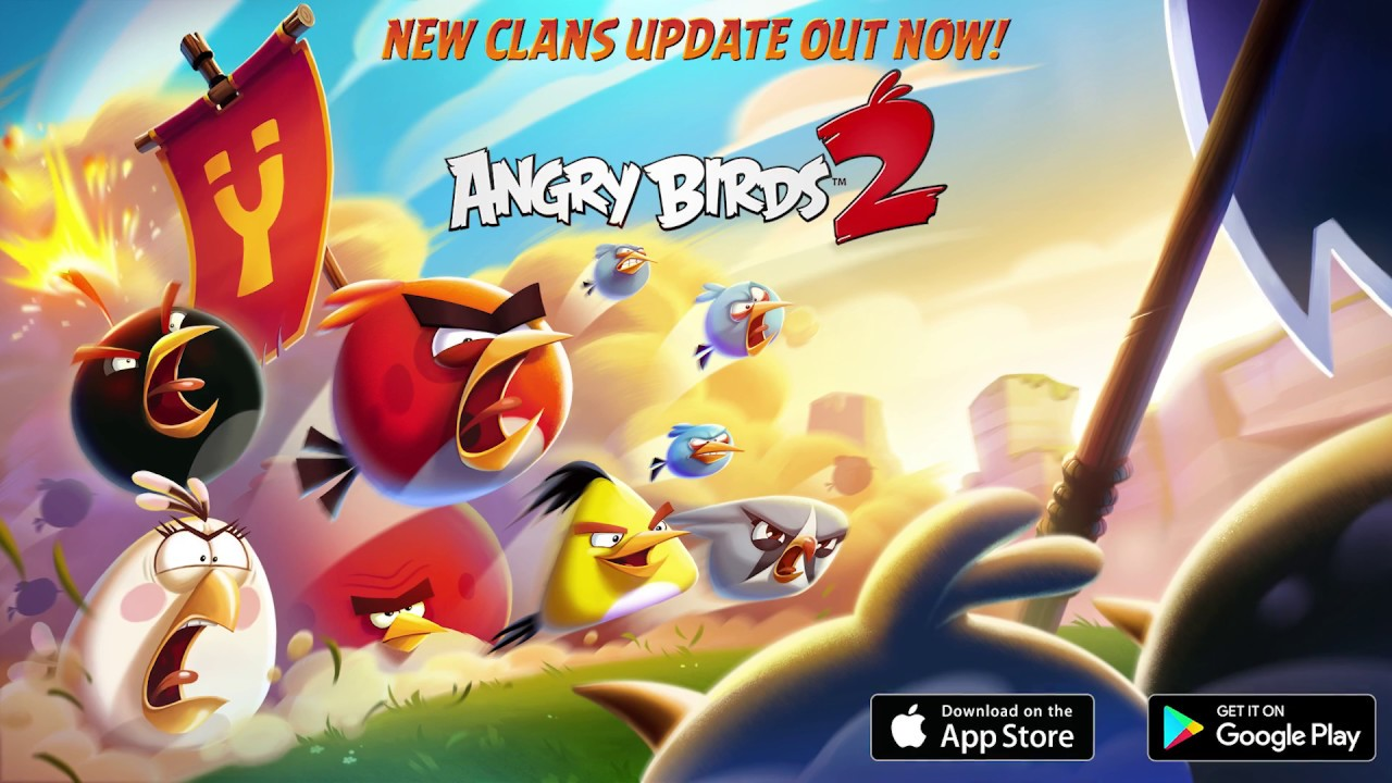 Get Your Clan On in the Latest 'Angry Birds 2' Update ...
