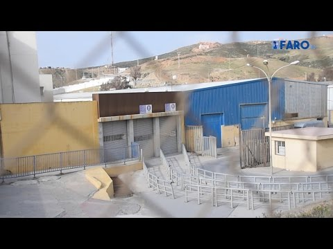 إغلاق معبر ترخال بعد وفاة مغربية