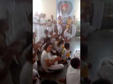Monitor panda no evento em Maracás do mestre nal Pires