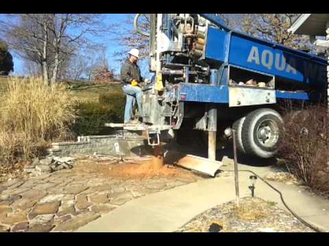 Geothermal Well Drilling in Springfield and Ozark Missouri