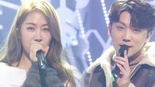 《Special Stage》 Soyou X JUNGGIGO (소유X정기고) - 사랑은 이별보다 하나가 많아 @인기가요 Inkigayo 20161211 Video