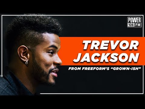 Trevor Jackson talks Superfly Audition, Grown-ish, and Making His Own Music