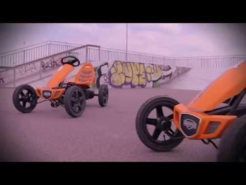 BERG Rally Orange | BERG Gocarts