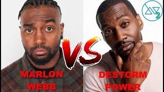 Destorm Power Vines vs Marlon Webb Vines (W/Titles) Funny Vine Compilation 2019