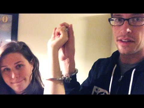 Engaged Couples Get Handcuffed Together For 24 H